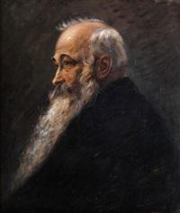 portrait eines mannes by leo samberger