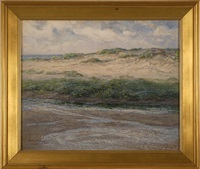 cape cod dunes by edmund f. ward