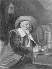 der trinker by otto eduard voigt