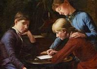 brevskrivning by hans christian koefoed