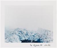 hüfigletscher (aus: kontinente, 2000) by axel hütte