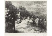 helen (+ 4 others; set of 5) by henri fantin-latour