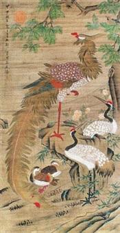 清 书画 by jiang tingxi