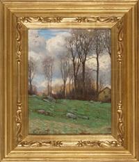 a summer meadow by harold c. dunbar