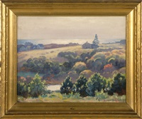 down the hills to the sea - chatham by harold c. dunbar