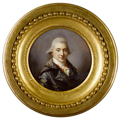 portraits zweier herrn pair by pierre nicolas legrand de lérant