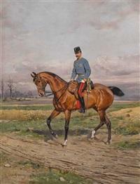 kronprinz rudolf von österreich by tadeusz ajdukiewicz