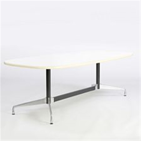 Conference Table By Charles And Ray Eames On Artnet - Eames oval conference table
