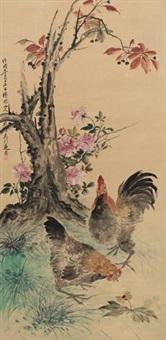 大吉图 by jiang fengbai