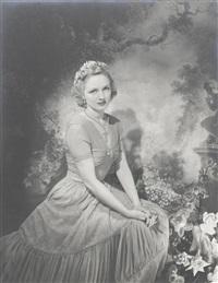 a cecil beaton portrait photograph of virginia cherrill by cecil beaton