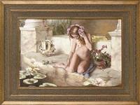 a reflection of beauty by dmitri kolujni