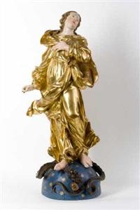 maria immaculata by austrian school-tyrolean (18)