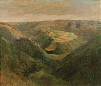 expansive landscape by hubert ritzenhofen