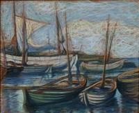 bateaux d'été by arturo ciacelli