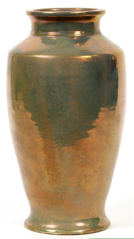 Pewabic Pottery Vase By Pewabic Pottery On Artnet