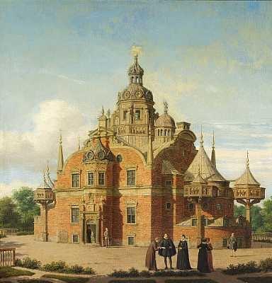 Uranienborg by Heinrich Hansen on artnet
