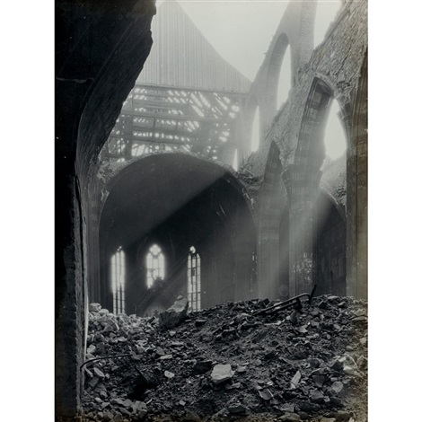 emmaus church by josef sudek