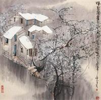 风景 by liu maoshan