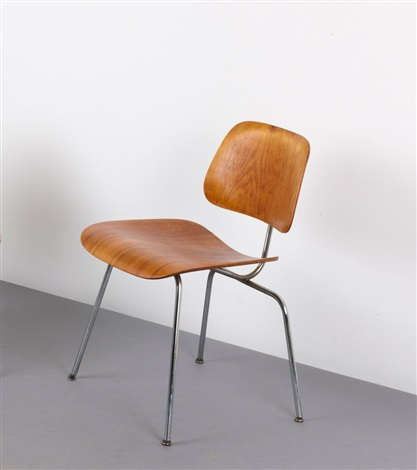 Sessel Dcm   Aniline By Charles Eames