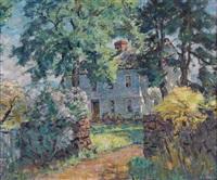 new england farmhouse by frederick lester sexton