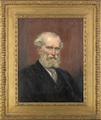 portrait of a. halliday douglas by robert duddingstone herdman