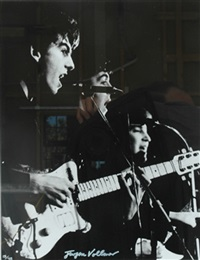 paul, george, ringo by jürgen vollmer