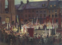 the procession by william m. pratt