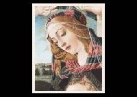 madonna del magnificat by sandro botticelli
