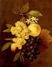 früchte- und blütengehänge by arnoldus bloemers