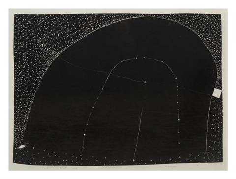 dark loop by martin puryear