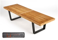 platform bench by george nelson