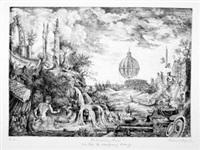 erbauung roms by fabius von gugel