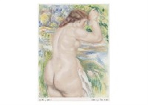 etat definitif by pierre auguste renoir