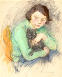 the bad tempered cat by mary alexandra eastlake