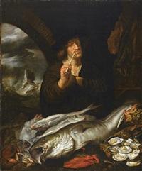 darstellung des märz (from monatsbilder) by joachim von sandrart the elder