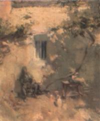 la siesta by salvador rodriguez bronchu