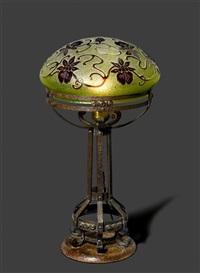 tischlampe by johann loetz