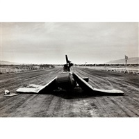 goodyear rubber plane by cornell capa