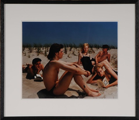 nassau beach ny italian vogue by steven meisel