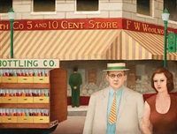woolworth 5 and 10 cent store by william henning