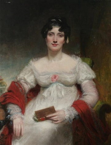 portrait of mrs siddons by thomas lawrence