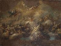 studio per la cupola della chiesa di santa caterina a palermo by vito d' anna