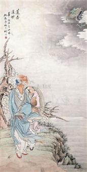 蓬壶道妙 by ruan shufeng