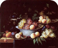 still life with fruit by jean laurent