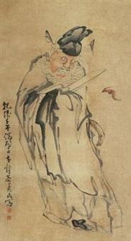 富寿图 by huang shen