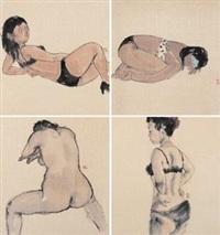 情态 (character) (4 works) by lin xi