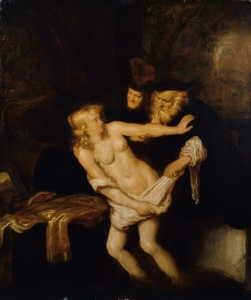 susanna und die beiden alten by salomon koninck