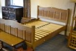 panelled bedstead by colin almack