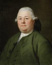 porträt von adolf daum by anton graff