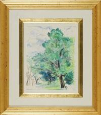 tree (study) by reynolds beal